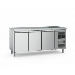 Table réfrigérée 3 portes 1800