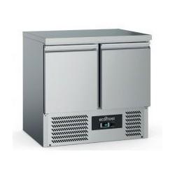 Table réfrigérée 2 portes 240l+