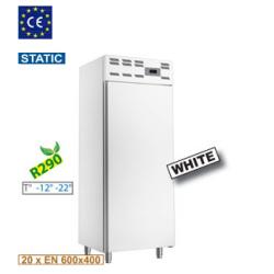 Armoire négative 500 l. Pâtissière (600x400) Blanc