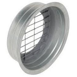 Bouchon grille sortie horizontal