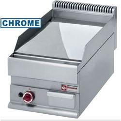 Plancha Chrome Gaz L400 x P650