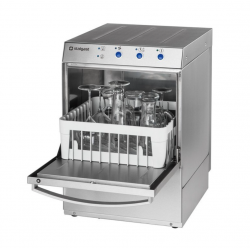 Lave-verres comptoir panier 400 + pompe relevage